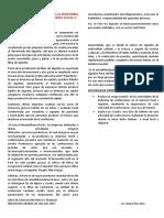 Actividades Productivas de La Industria de Confecciones en Elentorno Local y Regional