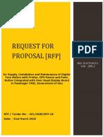 RFP for Digital Meters - Final