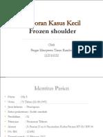 Case Kecil Frozen Shoulder Fixxxxxx