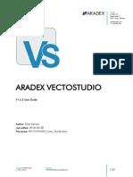 User Guide Vectostudio 1.6.2