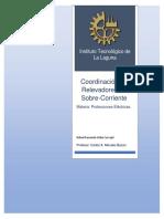 Coordinación de Relevadores de Sobrecorriente