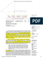 Estrategias Narrativas en La Pesquisa de Juan José Saer _ Blaustein _ LL Journal