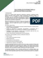 ONTI - Pautas Para Sitios y Portales de Internet