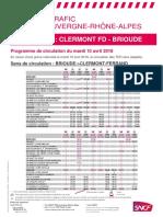 Clermont - Brioude