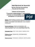 Enfermedades Crónicas No Transmisibles en Paraguay