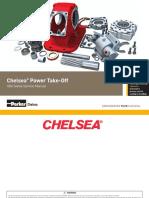 Manual de Servicio Tomafuerza Chelsea 489 X