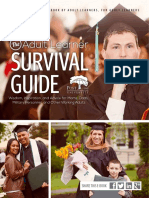 Adult Learner Survival Guide
