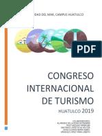 Congreso Internacional de Turismo,Huatulco 2019_a1