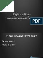 11.SingletonEAdapter