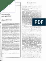 Heynig (1982) Principales enfoques sobre la economia campesina.pdf