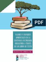 Analisis Libros Texto_v1 Etica Ambiental
