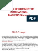 A2-IM-5-ERPG Concept and Development of International Marketing