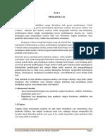 Laporan Mini Riset Evaluasi Pembelajaran Pto