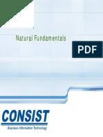 Curso Natural Fundamentals