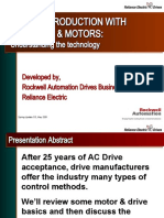 Torque Prod Duct Ion With AC Drives and Motors-Understanding the Technology