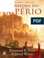 A Senhora Do Imperio - Raymond E. Feist
