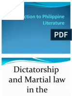 Introduction to Philippine Literature (1)