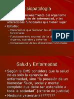 1a. Clase Enfermedad