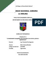 Informe 2 Topo