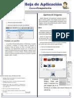 Hoja de Aplicacion Operaciones Basicas II