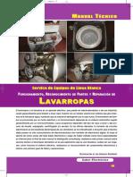 Funcionamiento Mantenimineto y Reparacion de Lavadoras
