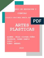 Artes Plasticas Atonalidad