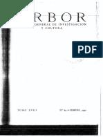 Tres Posibilidades de Una Visión Cristiana de La Historia - Carl Schmitt