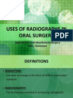 Uses of Radiographs Copy