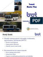 Battle Creek Transportation March Stakeholder Meeting Presentation