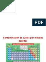 Contaminacion Del Suelo Por Metales Pesados