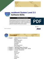 Notebook System Level 2-3