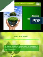 Sesion I - Medio Ambiente 20152