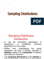 7.Sampling Distributions