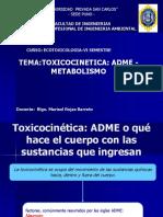 Clases de Metabolismo-Adme