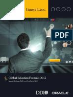 Globalselectionforecast2012 DDI