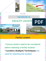 POM Session IV Facility Location-final