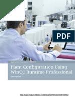 Configurazioni Di Impianto Con WinCC Professional (FAQ 87054082_EN)