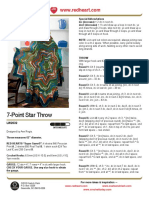 7 Point Star Throw.pdf