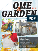 Home and Garden 2018