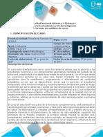 Syllabus Del Curso Salud Oral