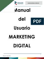 Manual de Usuario_Marketing Digital RAUDA