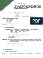 Exercícios de Fixação de Enteral e Estudos de Caso - 01