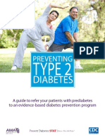 Diabetes Stat Toolkit ADA