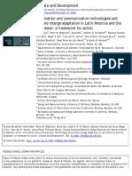 [Eakin, Wightman, Hsu, Gil Ramón, Fuentes, Hyman, Pacas, Borraz, Gonzáles, Ponce & Kammen 2014] ICTs & CC in LACC.pdf