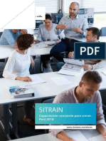 Sitrain-Brochure 2018 Optimized