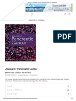 Pancreatic Journal