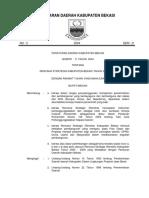 Sosialisasi Kabupaten Bekasi Dinkes