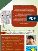 Trastornos Pscologicos en Niños (1)
