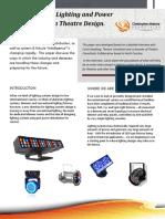 Lyntec LightingDesign Direction Diseño Conceptual