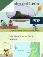 Cuento Piedra Del León.